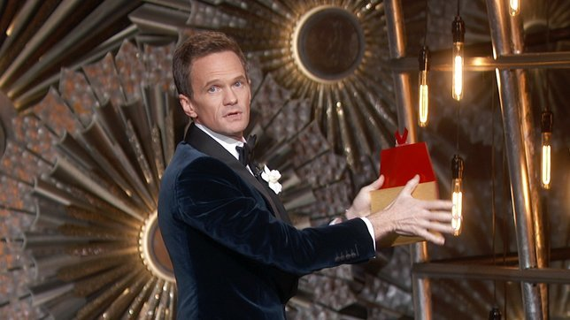 Neil Patrick Harris as a magician