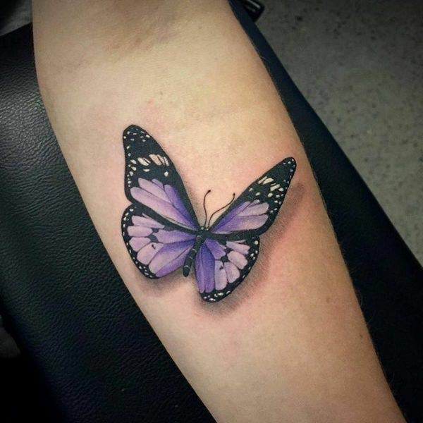 157 Beautiful Butterfly Tattoo Designs For Everyone Who Want To Have