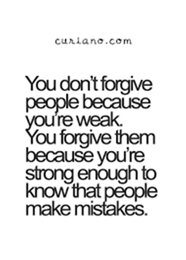 forgiveness quotes, that will make you more forgiving and ...