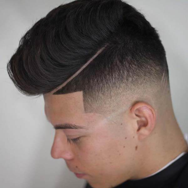 132 Amazing Pompadour Haircut Which Is Made Just For You Bigwig Wiki